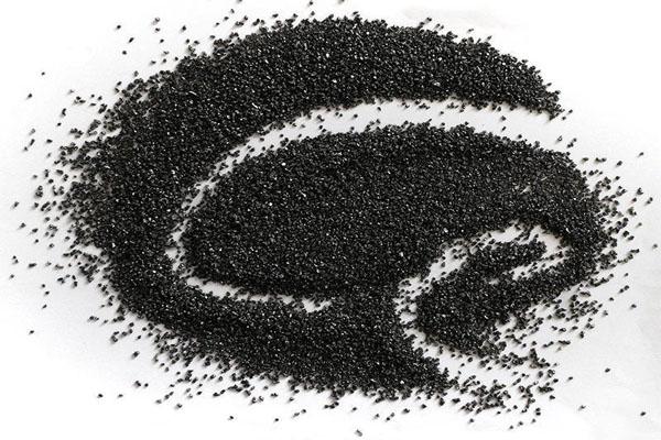 山东黑碳化硅